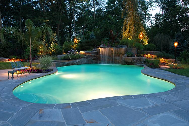 Управление бассейном, сауной системой Умный дом